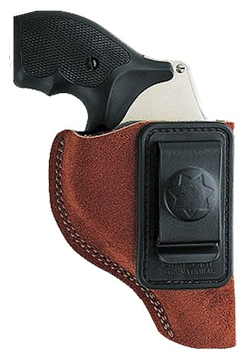 Bianchi 10382 6 Tan Leather IWB Charter Arms/Colt/Ruger/S&W/Taurus Right Hand