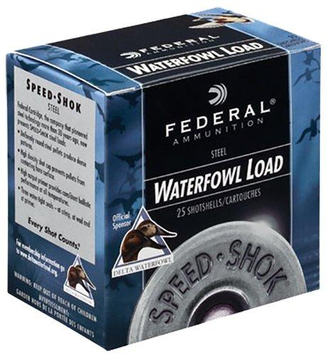 """Federal WF107T Speed-Shok 10 Gauge 3.5"""" 1 1/2 oz T Shot 25 Bx"""