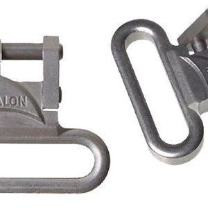 """Outdoor Connection TAL79451 Talon Swivel Set Stainless 1.25"""" Quick Detach Steel"""