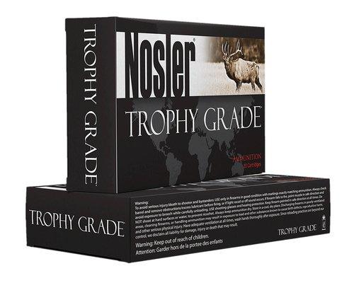 Nosler 48952 Trophy Grade 338 RUM 250 gr AccuBond 20 Bx