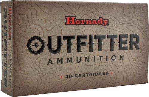 Hornady 82339 Outfitter 338 Win Mag 225 gr GMX 20 Bx