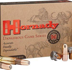 Hornady 82683 Dangerous Game 500-416 Nitro Express 400 gr