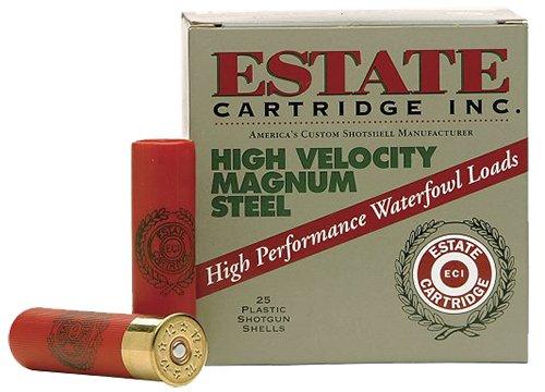 """Estate HVST20MM3 High Velocity 20 Gauge 3"""" 1 oz 3 Shot 25 Bx"""