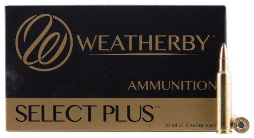 Weatherby B378270TSX Select Plus 378 Wthby Mag 270 gr Barnes TSX Lead Free 20 Bx