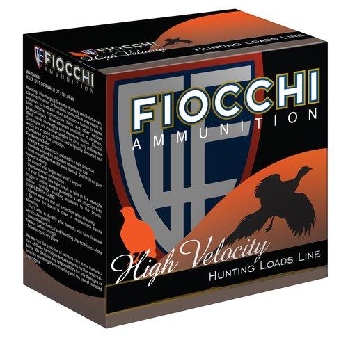 "Fiocchi 123HV6 High Velocity 12 Gauge 3"" 1 3/4 oz 6 Shot 25 Bx"