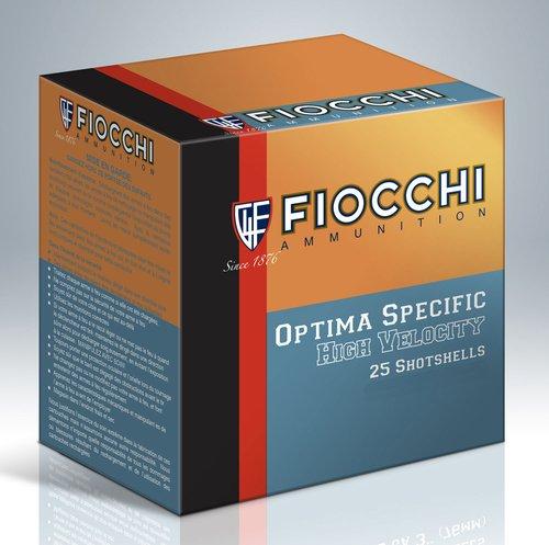 "Fiocchi 203HV6 High Velocity 20 Gauge 3"" 1 1/4 oz 6 Shot 25 Bx"