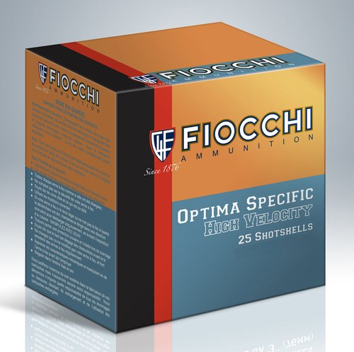 "Fiocchi 203HV75 High Velocity 20 Gauge 3"" 1 1/4 oz 7.5 Shot 25 Bx"