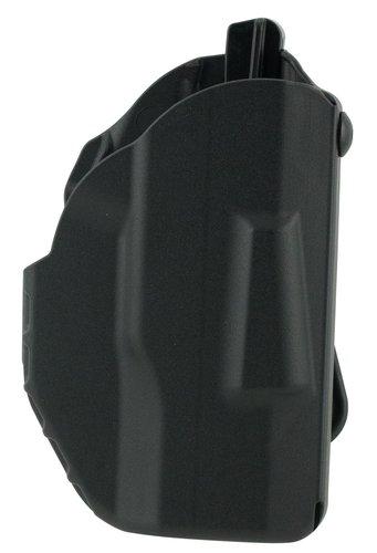 Safariland 7378834111 7TS Black SafariSeven Nylon Blend Belt Glock 17, 17C, 22, 22C, 31