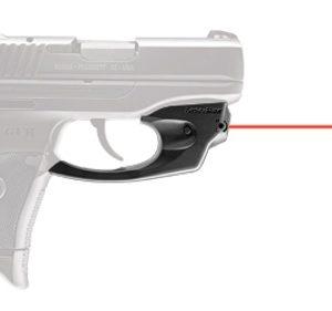 LaserMax CenterFire, Red Laser, Fits Sig Sauer P238/P938, Black CF-P238