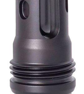 Rugged Suppressor FH008 R3 Flash Mitigation 7.62 FN SCAR17 Flash Hider Black M15x1