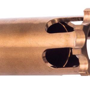 """RUGGED SUPPRESSOR OP009 OEM Internal Shoulder Piston Copper 1/2""""-28 tpi"""