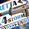 Unboxing the Beretta CX4 Storm