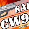 Unboxing the Kahr CW9