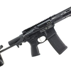 "Springfield Armory Saint Victor PDW 5.56 NATO 5.50"" 20+1 Black Maxim SCW Brace Black Riptilia CQG Grip Right Hand"