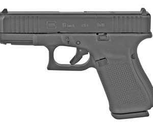 Glock G19 G5 9MM MOS Slide Cut Front Serrations 15Rd