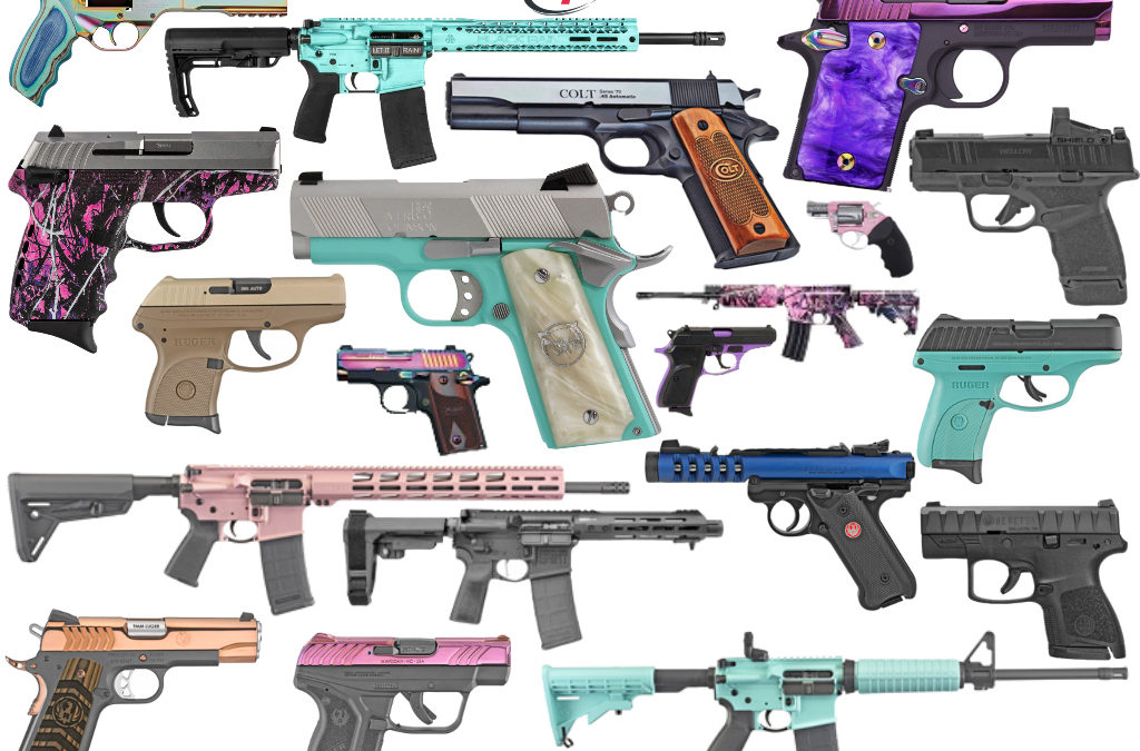 A Quick Guide for Beginners on Types of Firearms